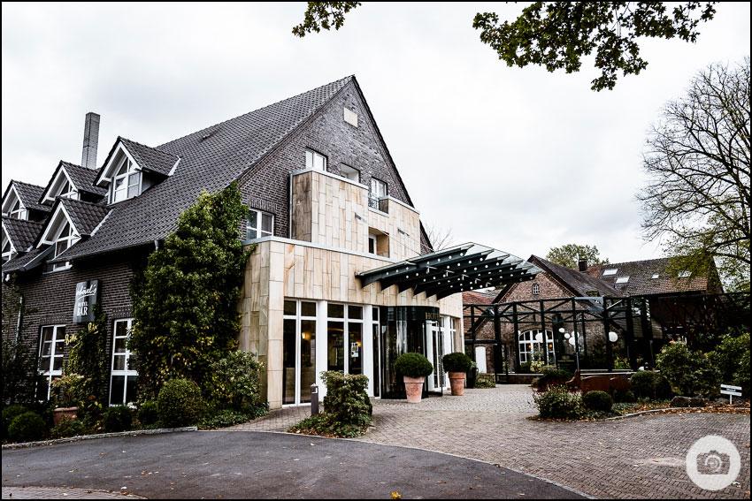 Hochzeit Landhotel Voshövel - Hochzeitsfotograf Dorsten 1