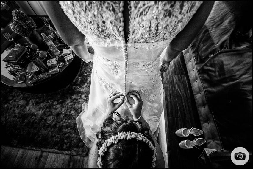 Hochzeit Landhotel Voshövel - Hochzeitsfotograf Dorsten 14