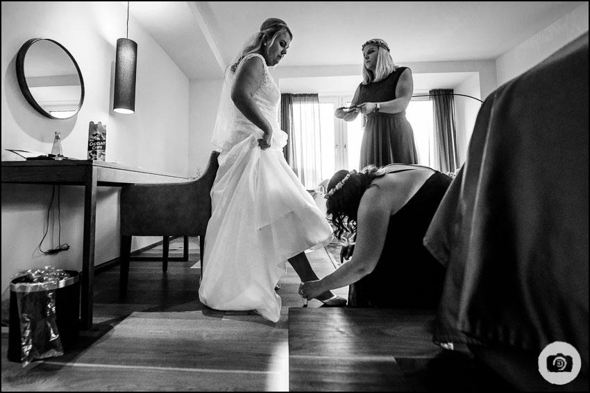 Hochzeit Landhotel Voshövel - Hochzeitsfotograf Dorsten 19