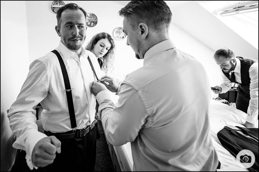 Hochzeit Landhotel Voshövel - Hochzeitsfotograf Dorsten 35