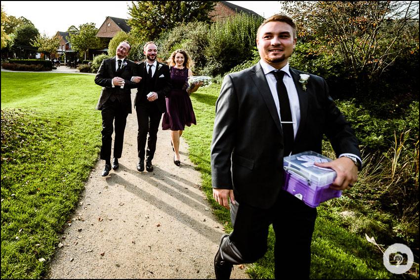 Hochzeit Landhotel Voshövel - Hochzeitsfotograf Dorsten 39