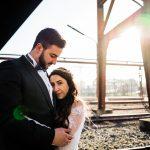 Hochzeitsfotograf Essen Zeche Zollverein
