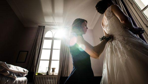 Hochzeitsfotograf NRW Getting-Ready Braut