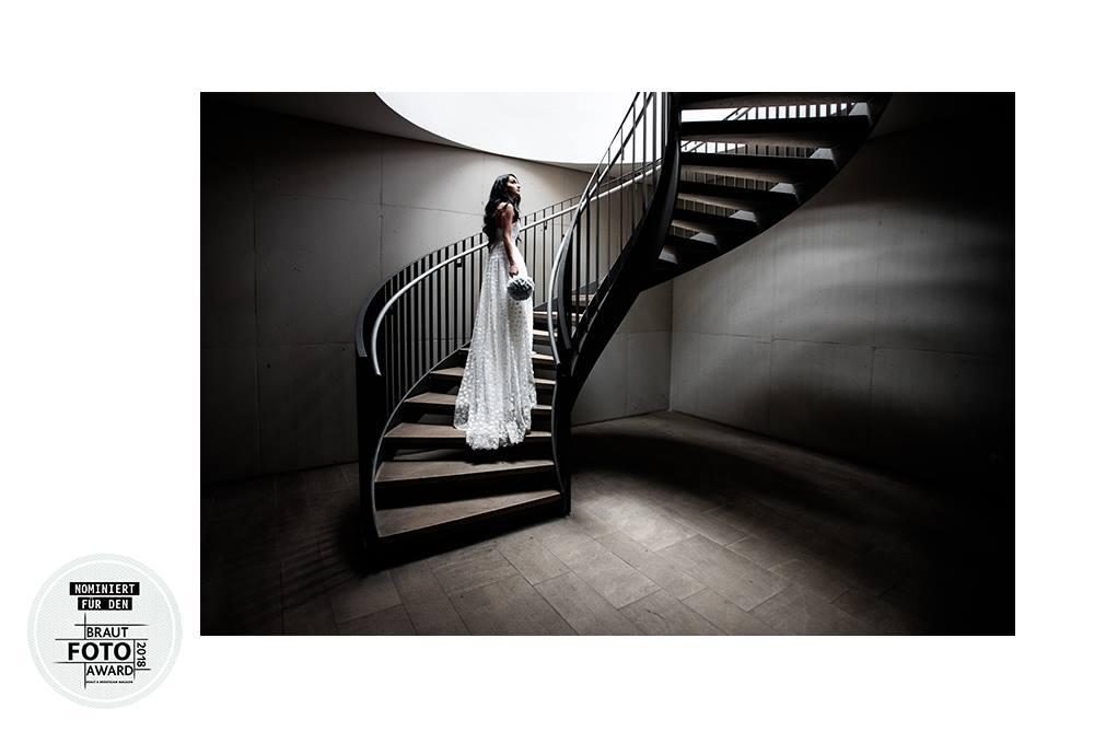 Nominiert für den Braut Foto Award 2018