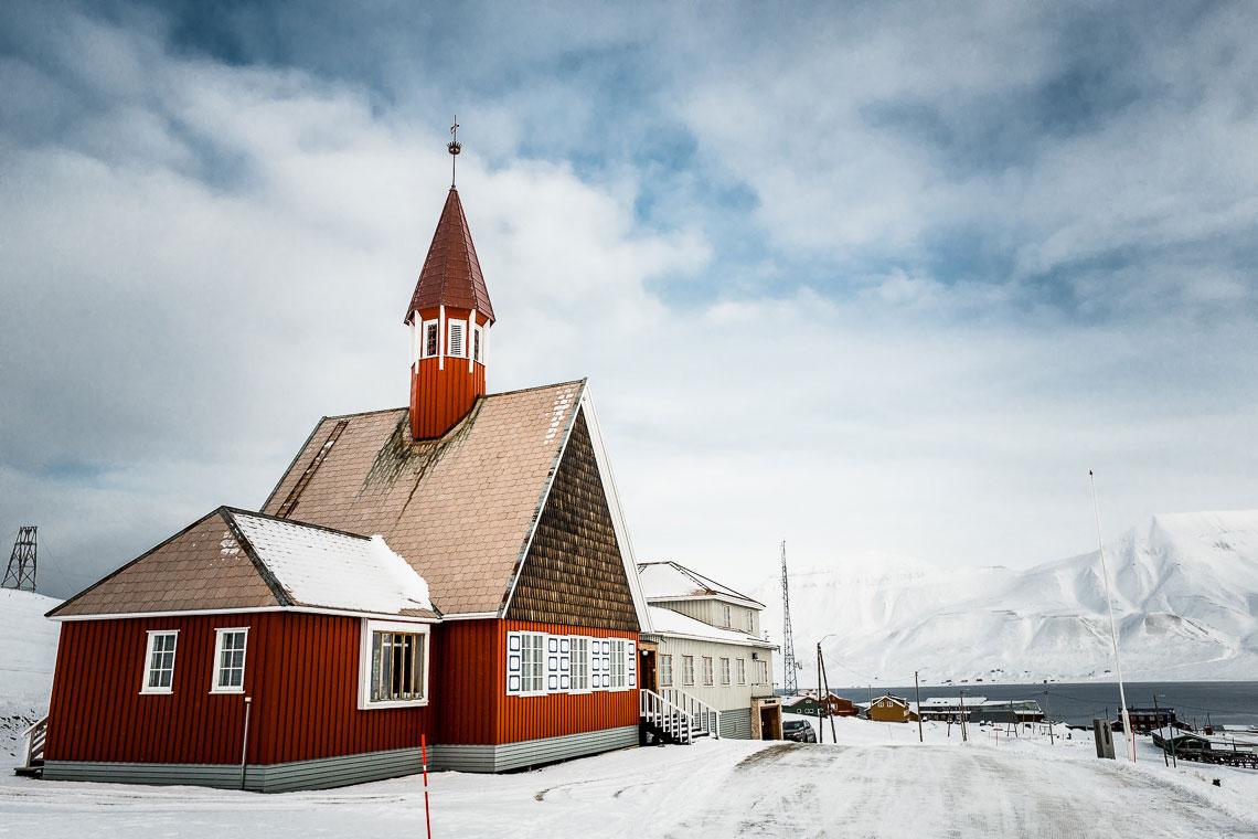 Heiraten Longyearbyen Spitzbergen