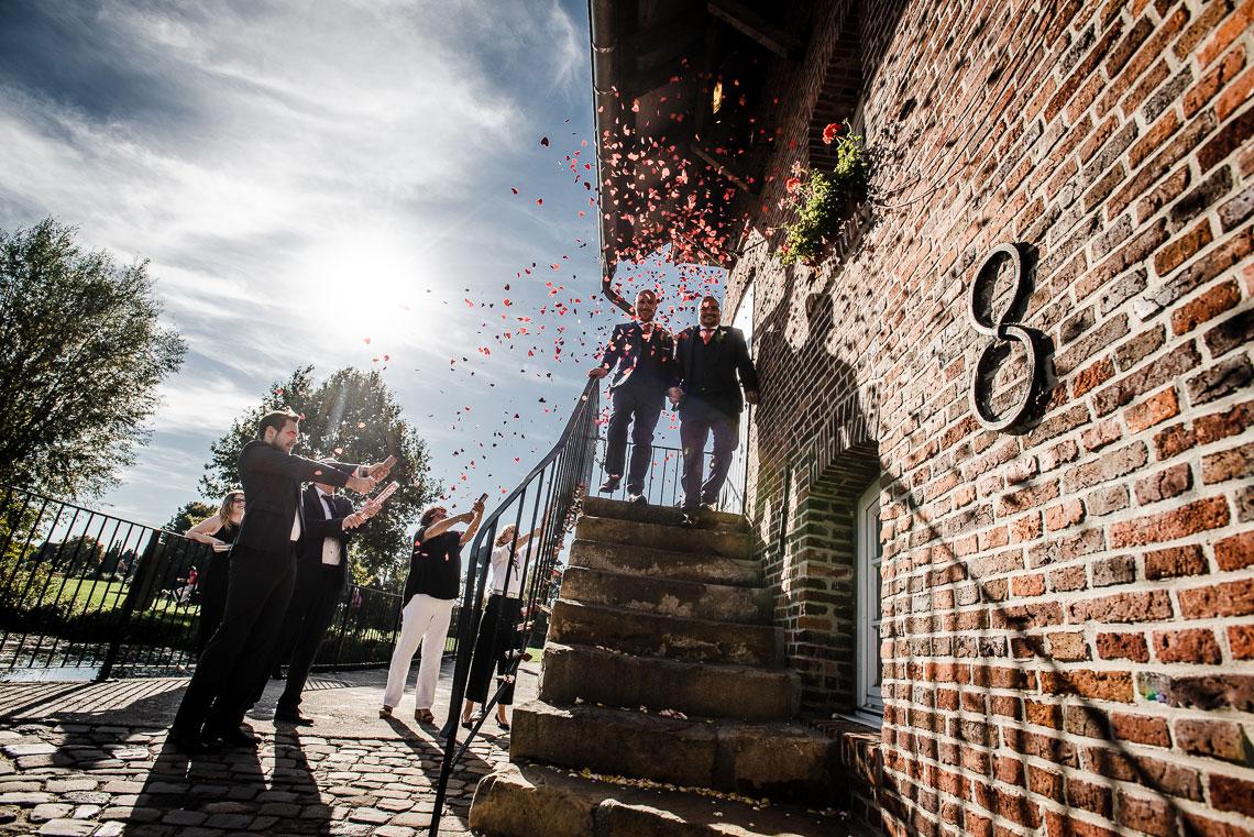Hochzeitsfotograf Gronau - Mühle Schepers 50