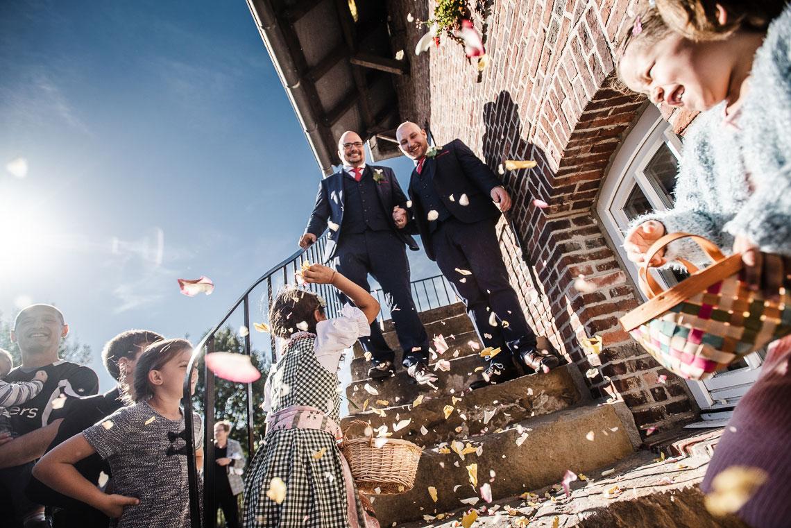 Hochzeitsfotograf Gronau - Mühle Schepers 51