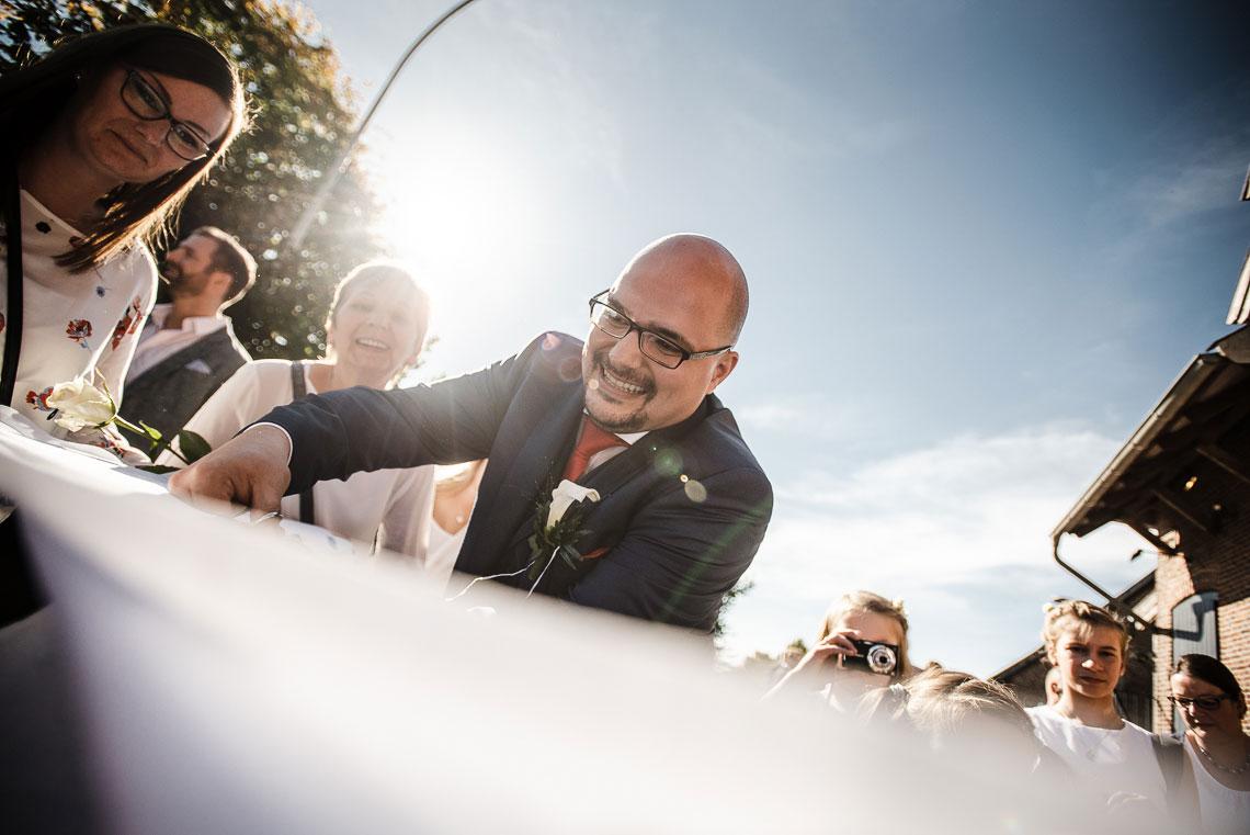 Hochzeitsfotograf Gronau - Mühle Schepers 58