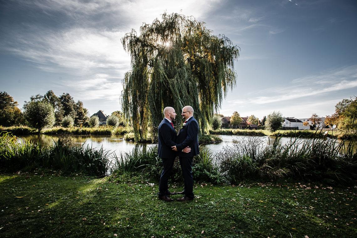 Hochzeitsfotograf Gronau - Mühle Schepers 74