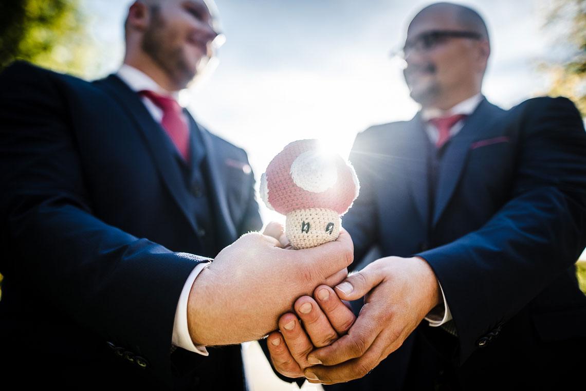 Hochzeitsfotograf Gronau - Mühle Schepers 82