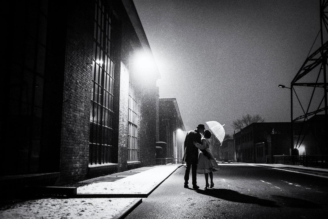 Winterhochzeit Kokerei Hansa – Hochzeitsfotograf Dortmund