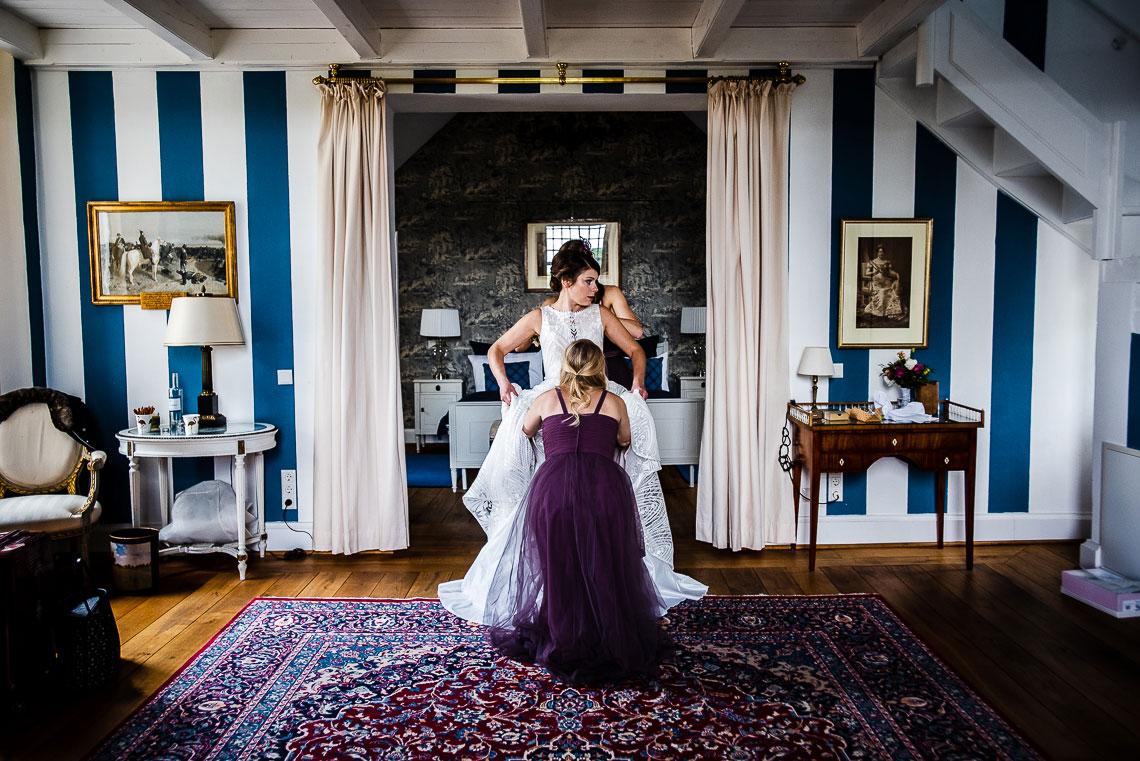 Hochzeit Schloss Hertefeld - Hochzeitsfotograf Weeze 17