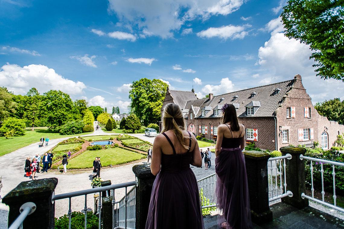 Hochzeit Schloss Hertefeld - Hochzeitsfotograf Weeze 3