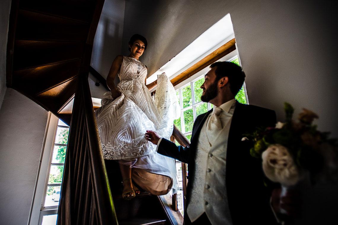 Hochzeit Schloss Hertefeld - Hochzeitsfotograf Weeze 723