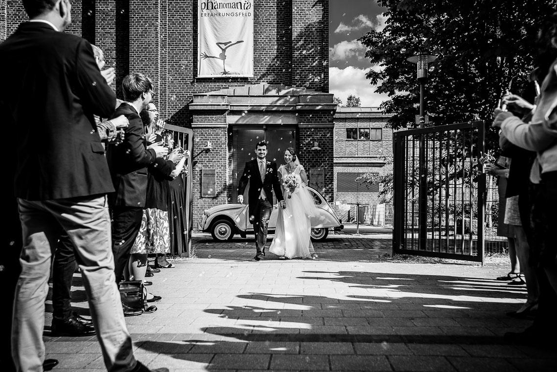 Hochzeit Phänomania Essen - heiraten im Ruhegebiet 83