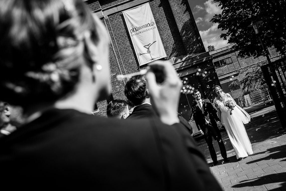 Hochzeit Phänomania Essen - heiraten im Ruhegebiet 84