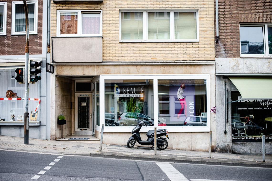 Hochzeit Gewächshaus Lua Pauline - Hochzeitsfotograf Aachen 1