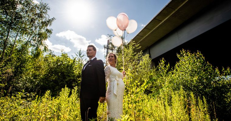 After-Wedding-Shooting Dortmund Hafen