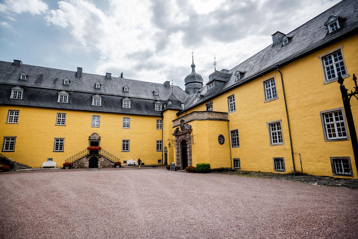 Hochzeit Hotel Seegarten und Schloss Melschede - Sundern Sauerland 14
