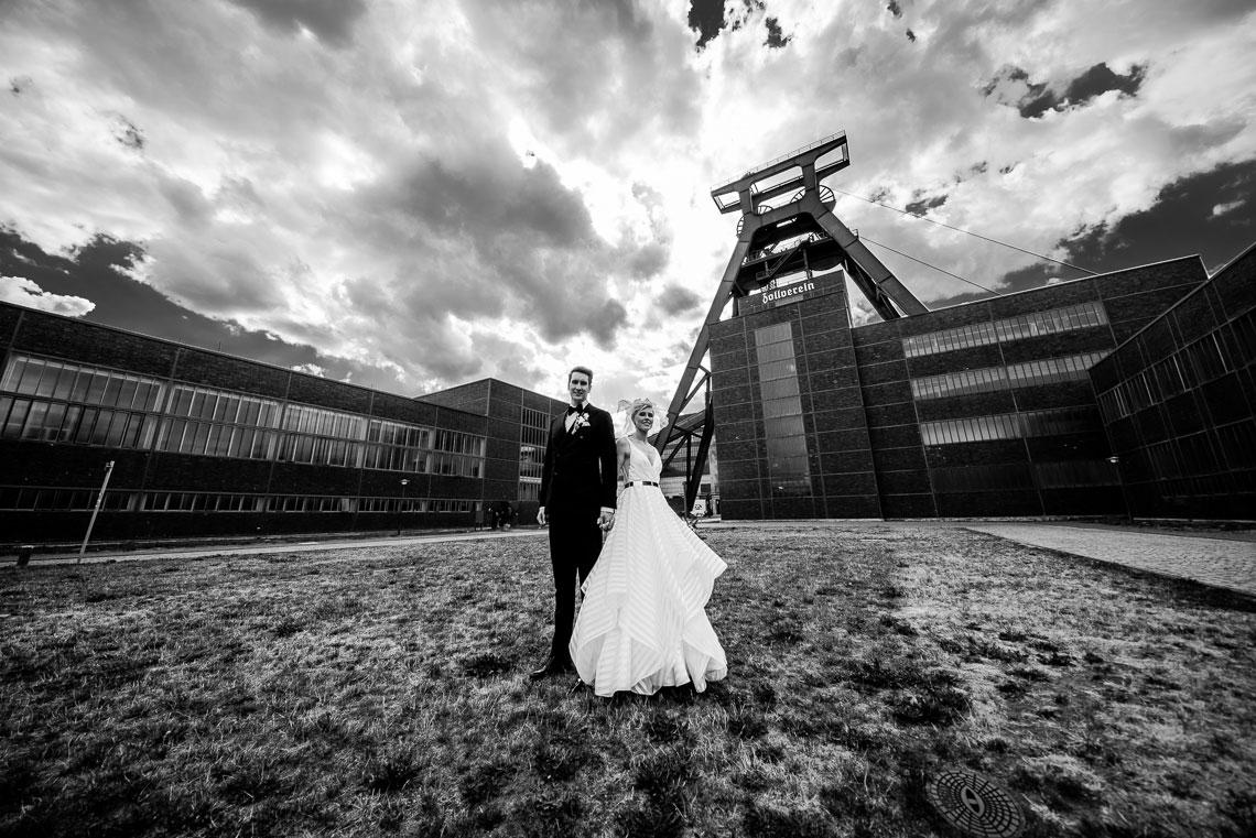 Hochzeit Zeche Zollverein - Hochzeitsfotograf Essen NRW 140