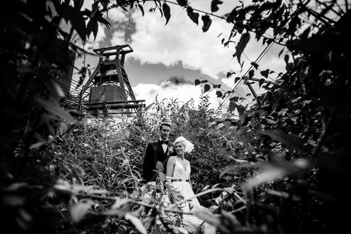 Hochzeit Zeche Zollverein - Hochzeitsfotograf Essen NRW 141