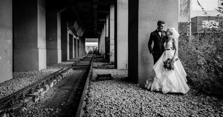 Hochzeit Zeche Zollverein – Hochzeitsfotograf Essen NRW