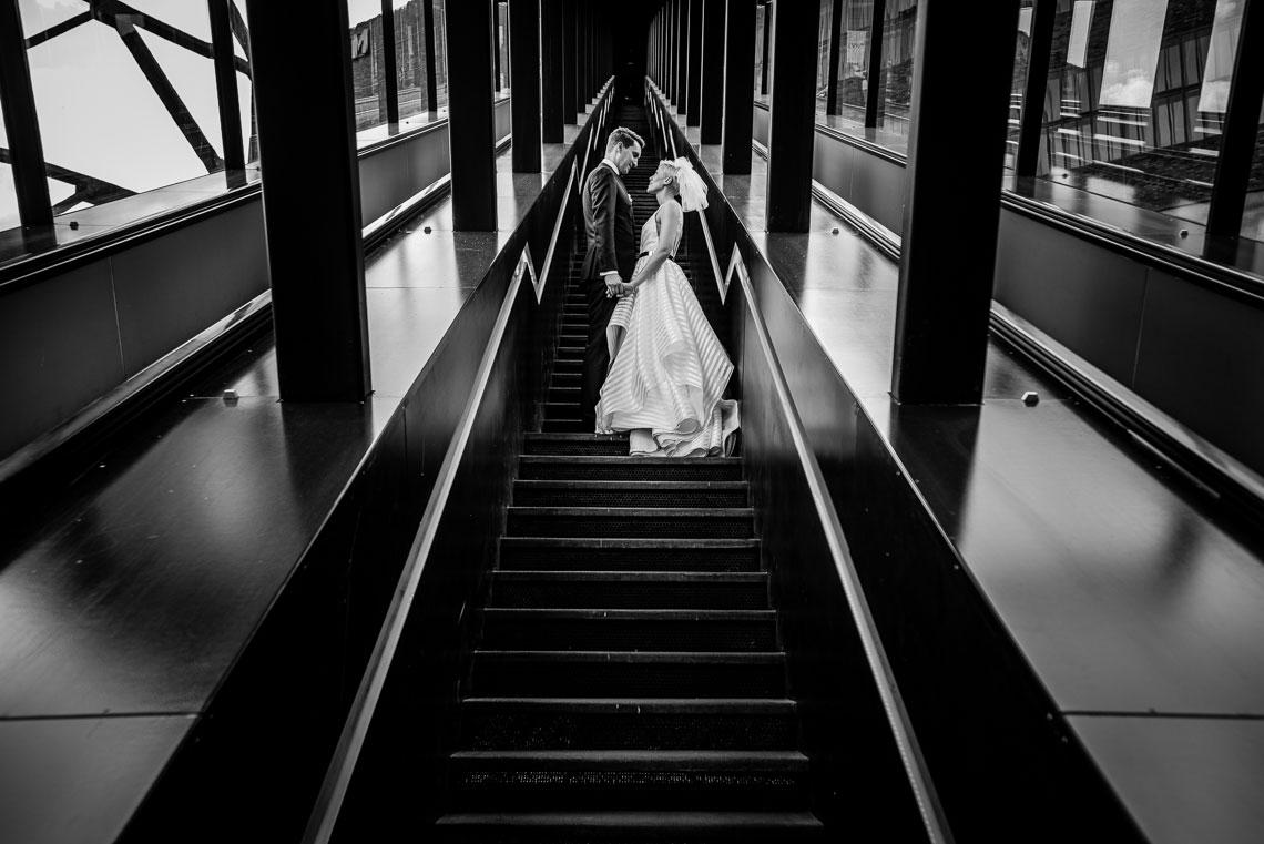 Hochzeit Zeche Zollverein - Hochzeitsfotograf Essen NRW 146