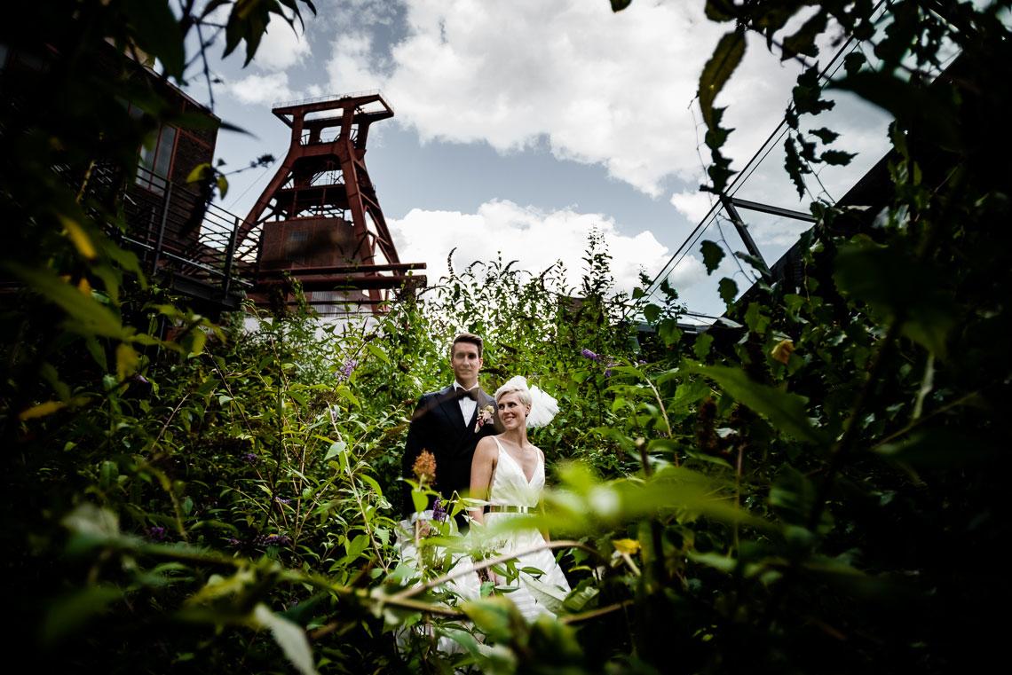Hochzeit Zeche Zollverein - Hochzeitsfotograf Essen NRW 149