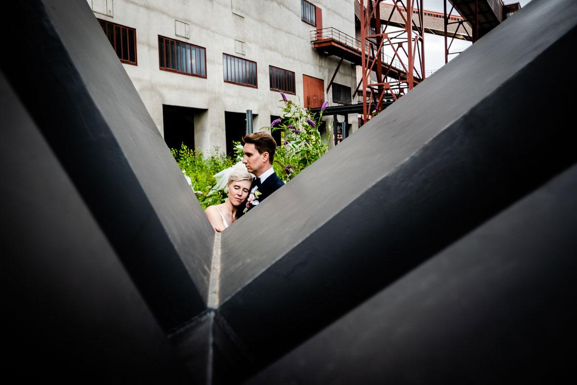 Hochzeit Zeche Zollverein - Hochzeitsfotograf Essen NRW 154