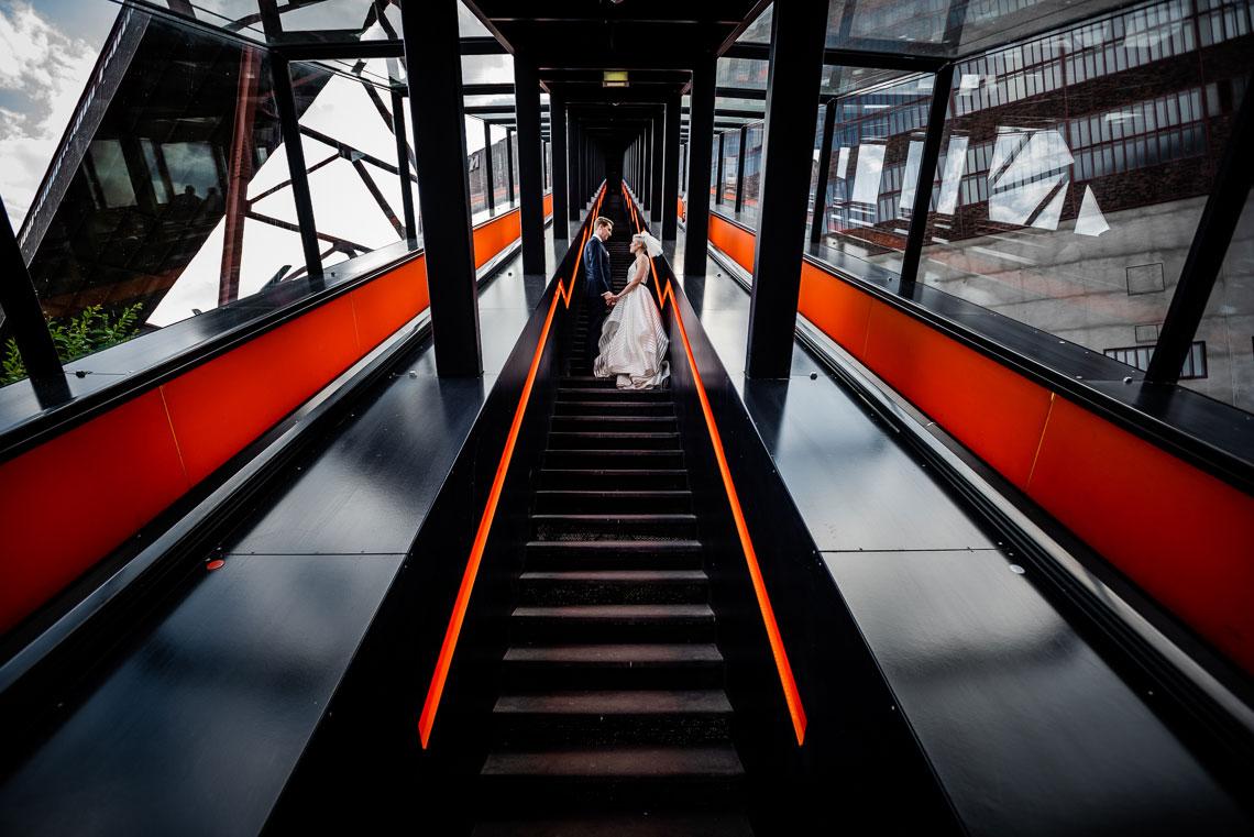 Hochzeit Zeche Zollverein - Hochzeitsfotograf Essen NRW 155
