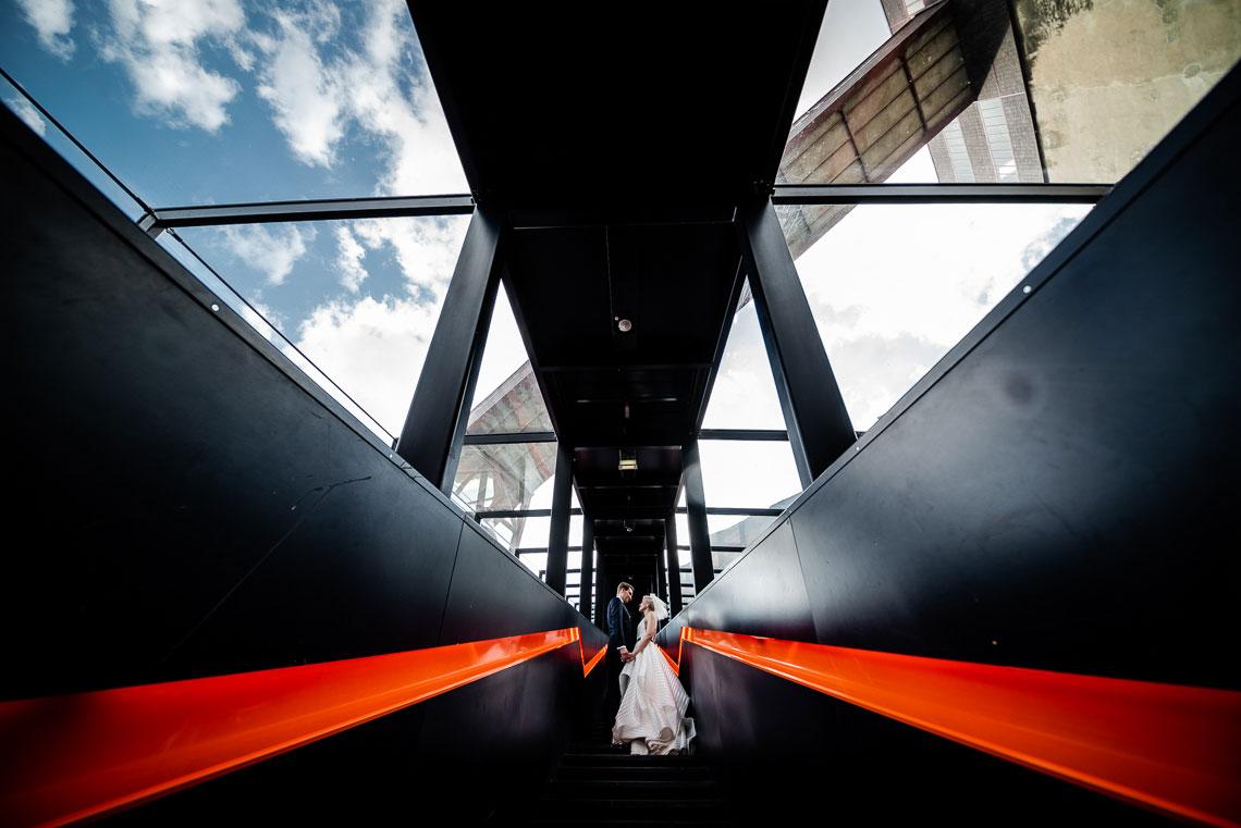 Hochzeit Zeche Zollverein - Hochzeitsfotograf Essen NRW 156