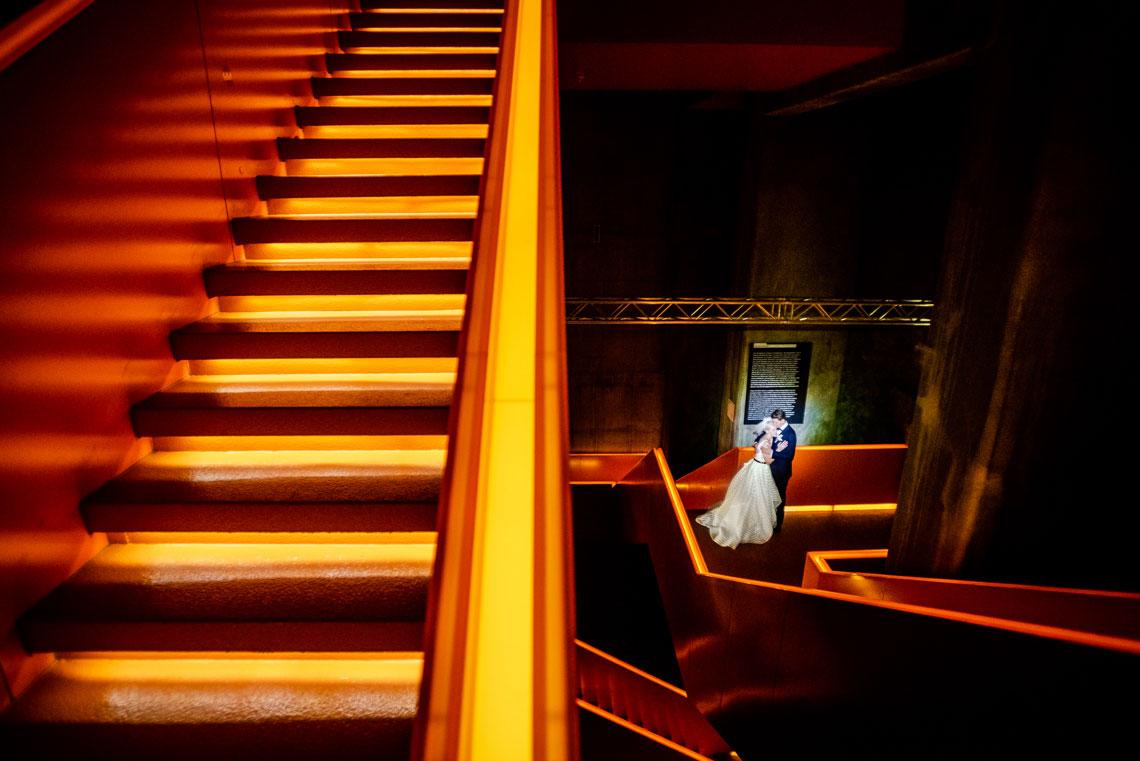 Hochzeit Zeche Zollverein - Hochzeitsfotograf Essen NRW 158