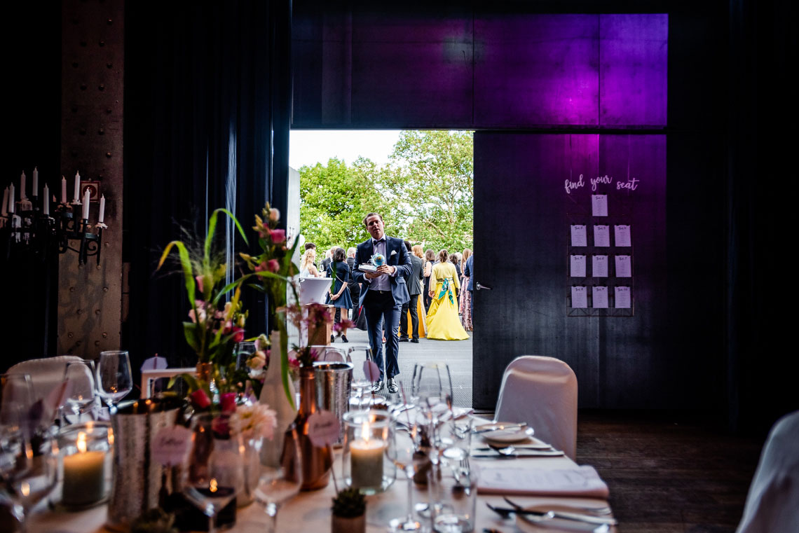 Hochzeit Zeche Zollverein - Hochzeitsfotograf Essen NRW 181