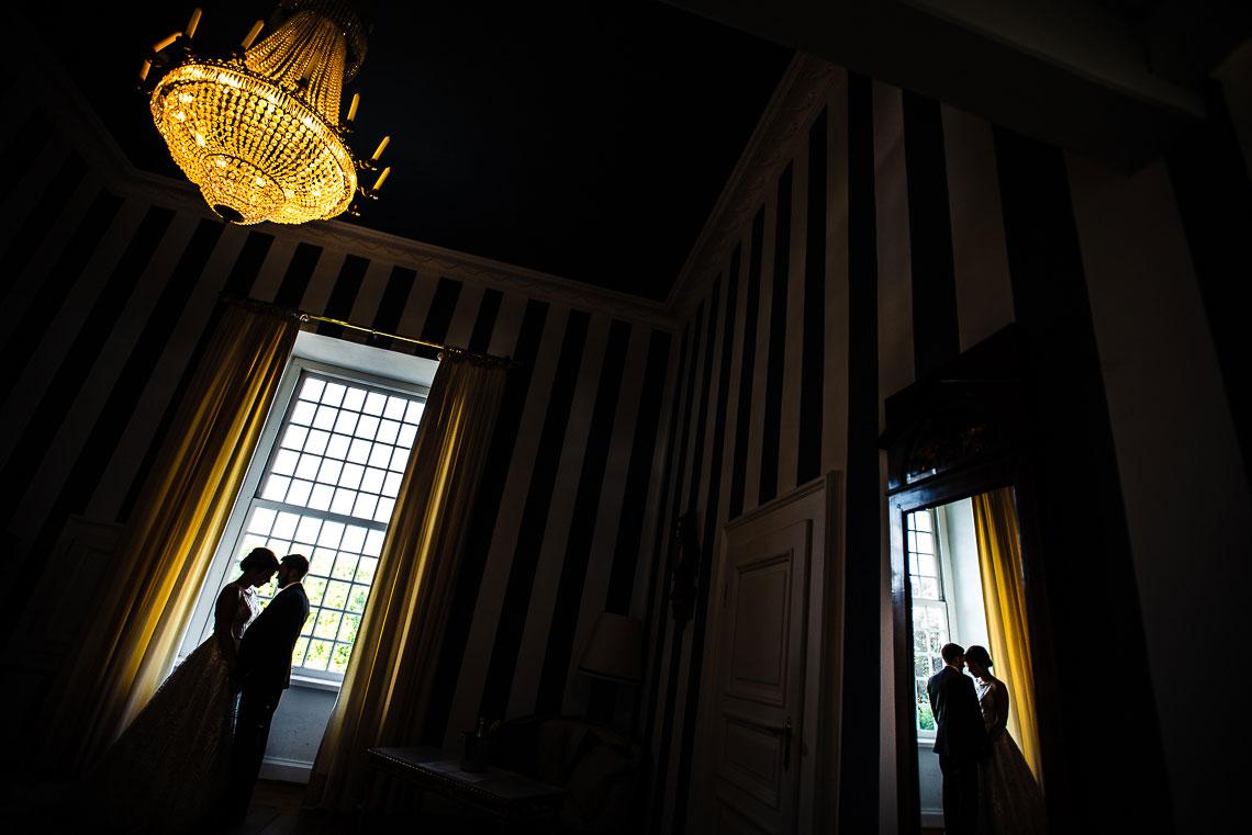 Brautpaar vor Fenster Weeze