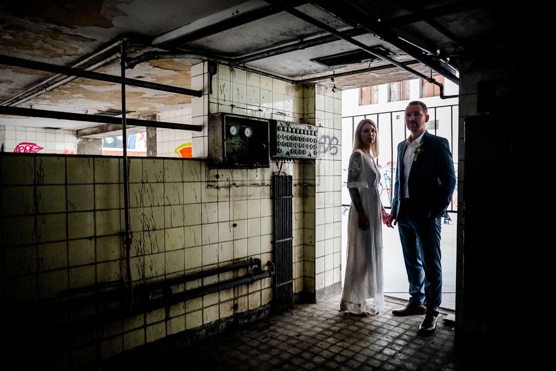 Hochzeitsbilder Lost Place